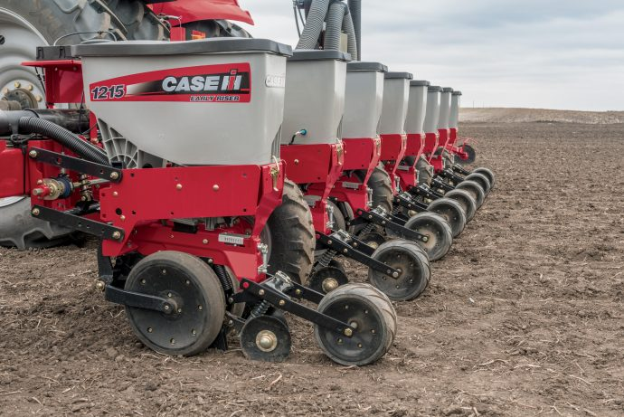 Case IH 1215 Rigid Mounted