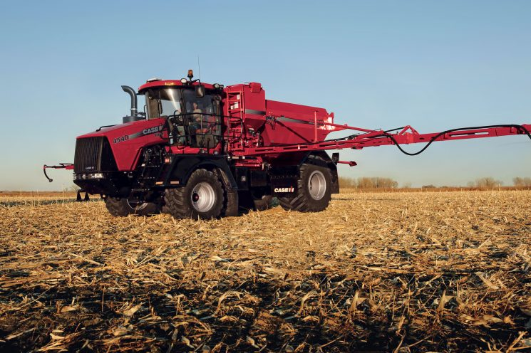 Case IH Titan™ 4540 Floater