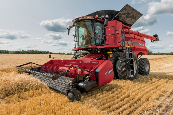 Case IH Axial-Flow® 8240