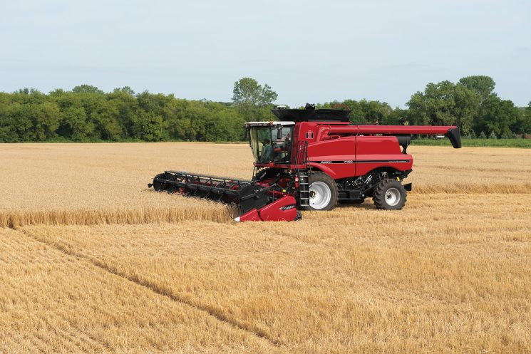 Case IH Axial-Flow 7150