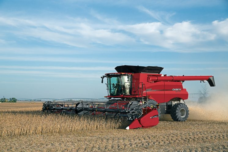 Case IH Axial-Flow 8250