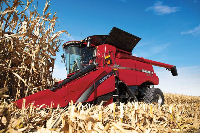 Case IH Axial-Flow 9250