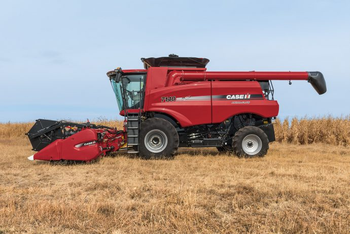 Case IH Axial-Flow® 7140