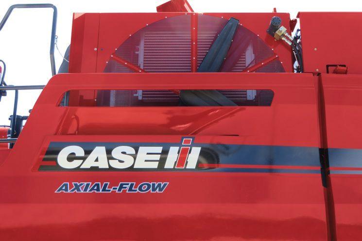 Case IH Axial-Flow 6150