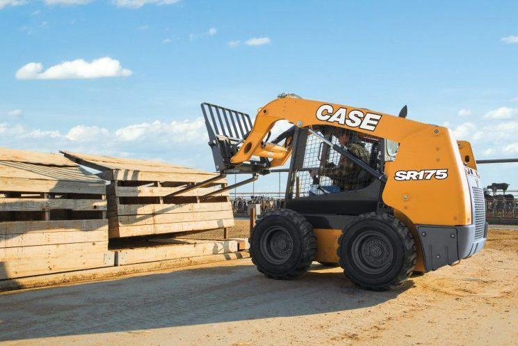 Case IH SR175