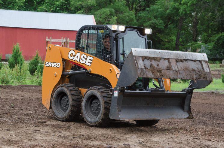 Case IH SR160