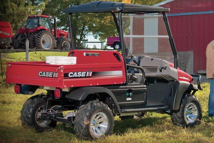 Case IH Scout XL 2 Seat (Diesel)