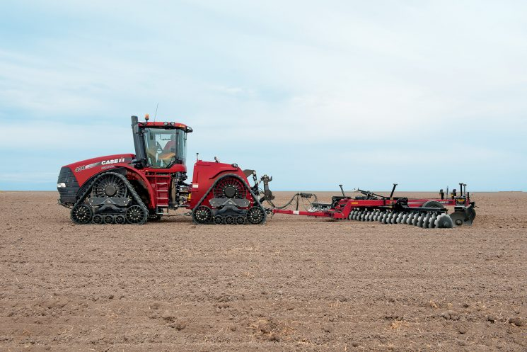Case IH Heavy-Offset 790