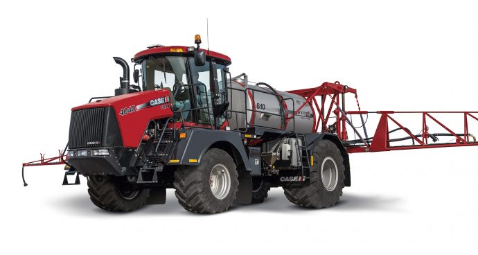 Case IH Titan™ 4040 Floater