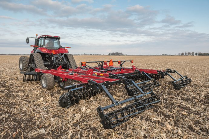 Case IH True-Tandem™ 335 Barracuda