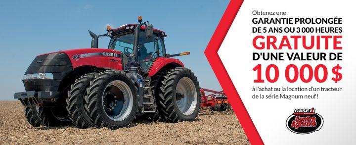 Acheter ou louer un tracteur neuf Magnum