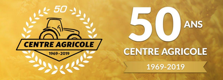 50 ans Centre Agricole