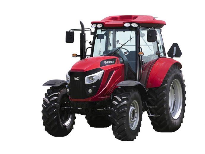 2019 Mahindra 9125 P