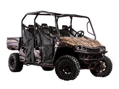 mPact XTV 1000 C camouflage à diesel