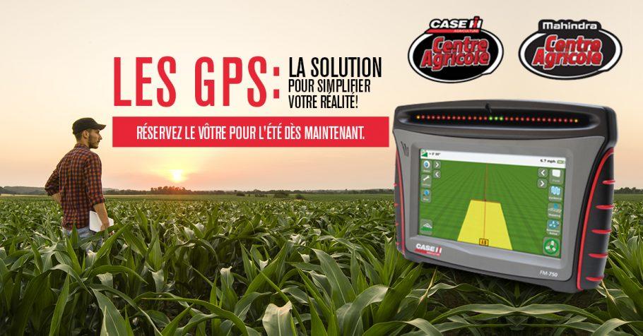 Contactez l'un de nos représentants GPS, division agriculture de précision pour votre renouvellement! On vous souhaite un très joyeux temps des fêtes et bonne année